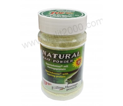 TOP SECRET ШАРАНДЖИЙСКА ПУДРА NATURAL HERING PROTEIN 150гр.