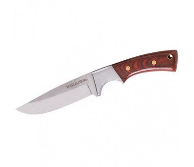 WINCHESTER НОЖ WOOD FIXED BLADE SMALL