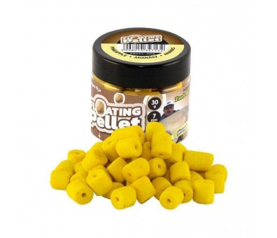 BENZAR MIX FLOATING PELLET PINEAPPLE 7мм. 30гр.