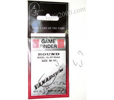 КУКИ ЗА РИБОЛОВ GAME FINDER 307 Nickel №12