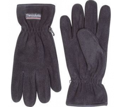 РЪКАВИЦИ JP FLEECE GLOVE BLK